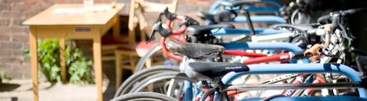 Bike Enclosures & Compounds