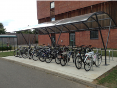 Ark Cycle Shelter