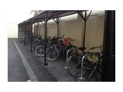 Cardiff Bike Shelter