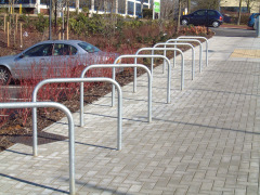 The Traditional Sheffield Bike Stand