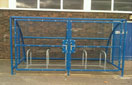Bike Dock Solutions provides Roehampton University staff and students with secure cycle parking facilities