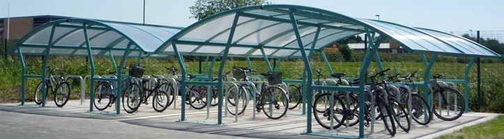 Bike Storage | Bike Shelters | Cycle Shelters – Bike Dock