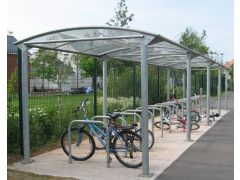 Bolton Cycle Shelter