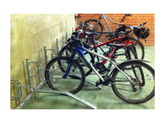 Economy Two Tier Bike Rack