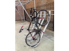 Semi Vertical Bike Rack | Large Volume Discounts Apply. Call for 1-2 Week Lead Time.